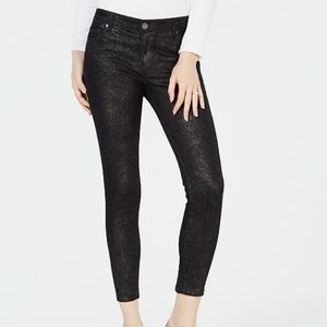 Kut From The Kloth Glitter Connie Ankle Jean